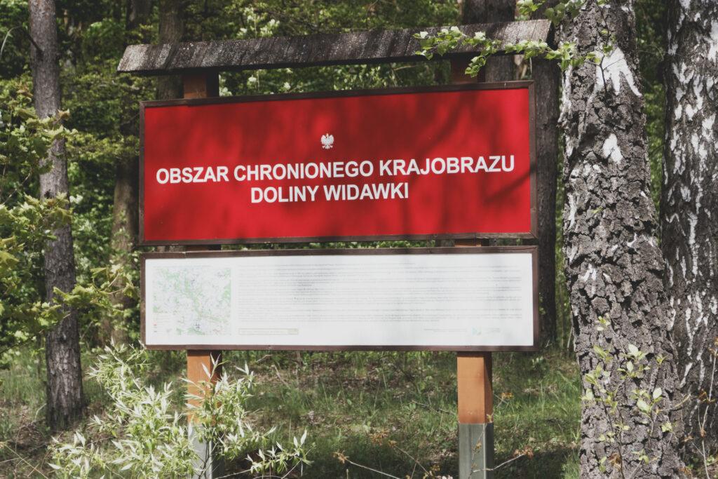 Obszar Chronionego Krajobrazu Doliny Widawki